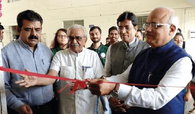 Shri Vinay Sahasrabuddhe Hon'ble Vice Chairman of Rambhau Mhalgi Prabodhini